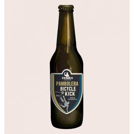 Cerveza artesanal pambolera Kölsch primus quiero chela