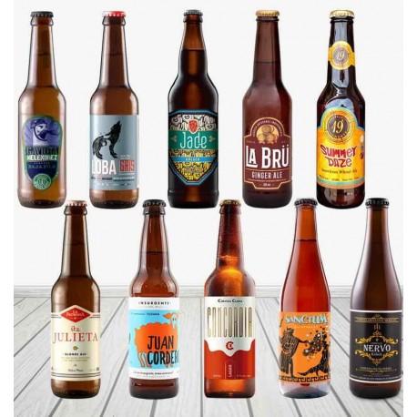Pack fiesta cervezas