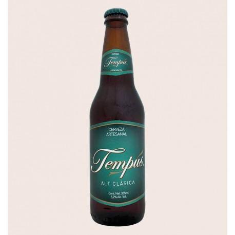 Cerveza artesanal tempus alt clasica altbier primus quiero chela