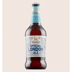 Cerveza importada special london ale English Strong Ale quiero chela