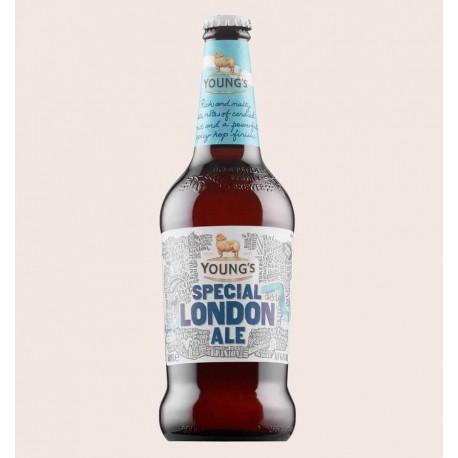 Cerveza importada special london ale English Strong Ale quiero chela