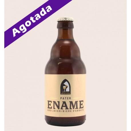 Cerveza belga importada pater ename Belgian Blonde quiero chela