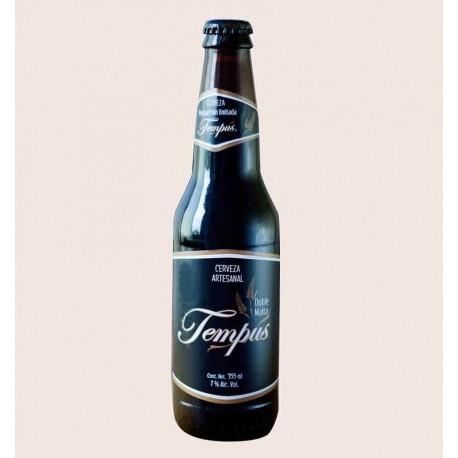 Cerveza artesanal tempus doble malta Altbier Imperial primus quiero chela