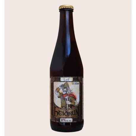 Cerveza artesanal heidrun leif del llano hidromiel quiero chela