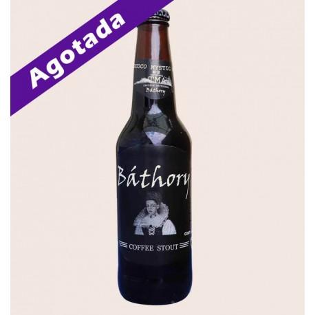 Cerveza artesanal bathory Coffee Stout TMA quiero chela