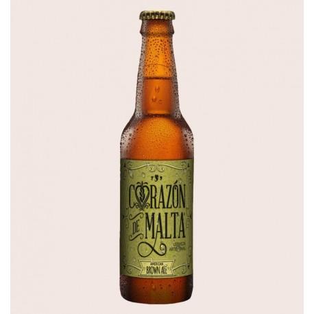 Corazón de Malta American Brown Ale