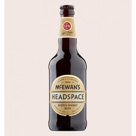 Cerveza importada McEwans Champion Whisky Edition Scotch Ale quiero chela