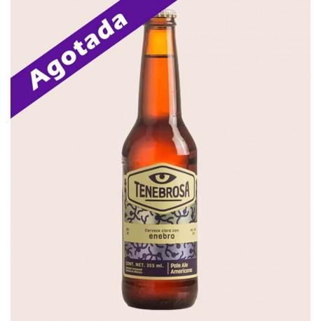 Cerveza artesanal tenebrosa American Pale Ale la chingoneria quiero chela