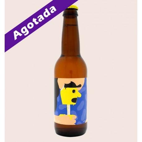 Cerveza importada mikkeller chill pils yuzu Pilsner quiero chela