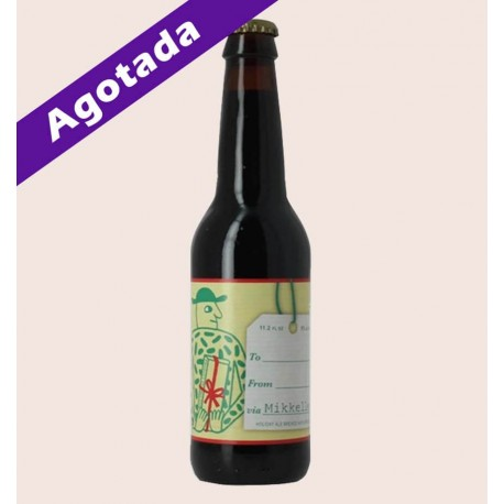 Cerveza importada mikkeller to from via Imperial Porter quiero chela