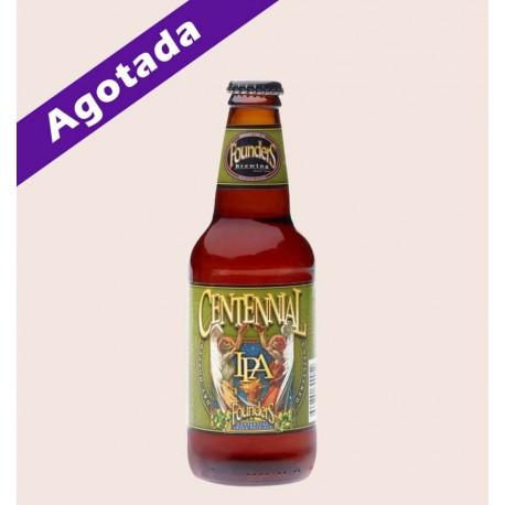 Cerveza importada centennial ipa Founders quiero chela