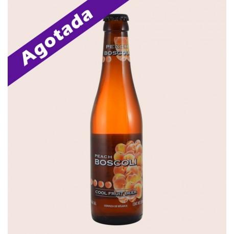 Cerveza importada boscoli durazno fruit beer quiero chela