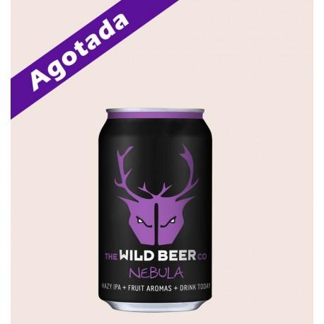 Cerveza importada wild beer nebula Hazy IPA quiero chela