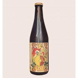 Hidromiel Freya brewing Co. quiero chela