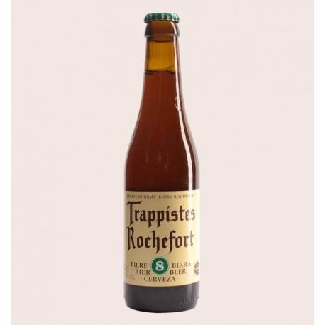 Cerveza importada trappistes rochefort 8 Belgian Strong Dark Ale quiero chela