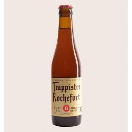 Cerveza importada trappistes rochefort 6 Belgian Strong Ale quiero chela