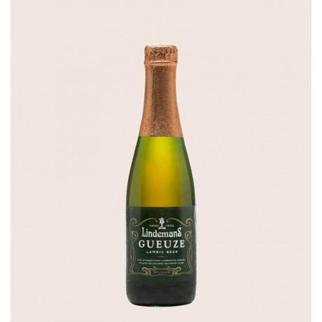 Cerveza belga importada lindemans gueuze lambic quiero chela