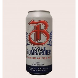 Bombardier Glorious English Ale