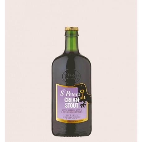 Cerveza importada inglesa st peters cream stout quiero chela
