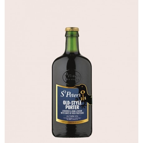 Cerveza importada st peters old style porter quiero chela