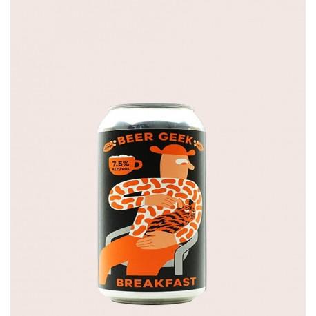 Beer Geek Breakfast Mikkeller