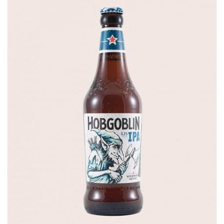 Cerveza importada hobgoblin ipa quiero chela