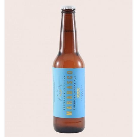 Cerveza artesanal marabasco colima Hefeweizen quiero chela