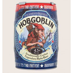 Hobgoblin Legendary Ruby Beer