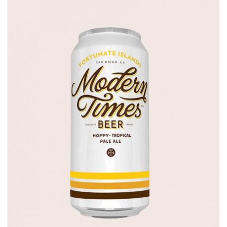 Cerveza importada san diego california USA fortunate islands modern times American Wheat Ale quiero chela