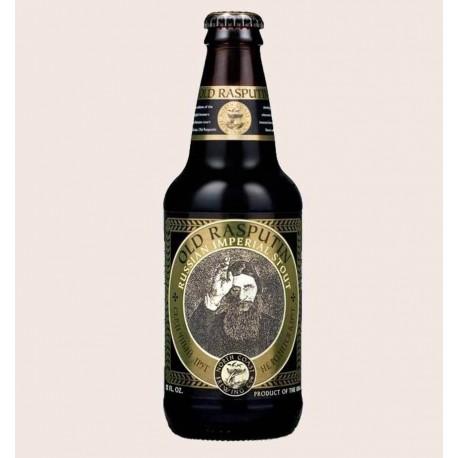 Cerveza importada old rasputin Russian Imperial Stout North Coast Brewing Co. quiero chela