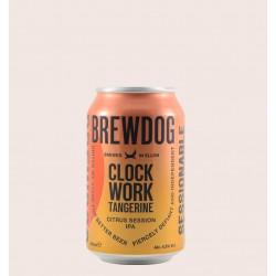 Clock Work Tangerine