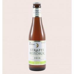 Straffe Hendrik Brugs Tripel Bier Wild