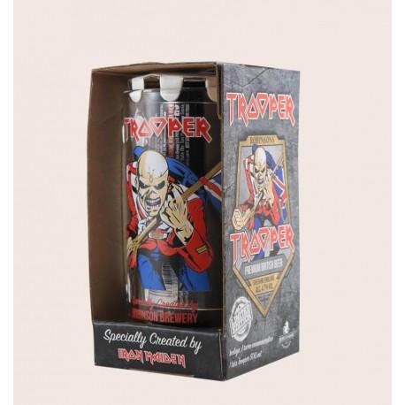 Iron Maiden Tarro y Lata