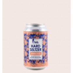 Hard Seltzer Agua Mala Maracuya