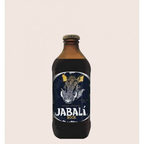 Cerveza artesanal jabali bock primus quiero chela