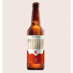 Cerveza artesanal concordia clara lager quiero chela
