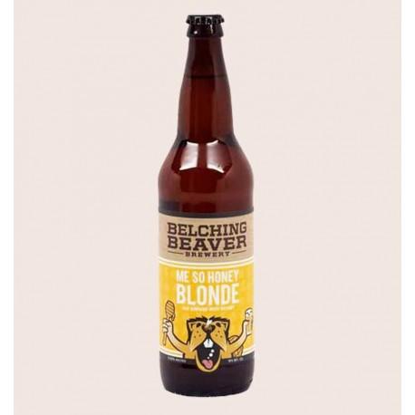 Cerveza importada california USA me so honey blonde belching beaver brewery quiero chela