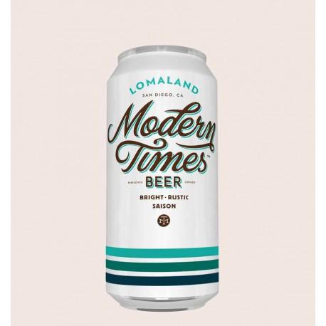 Cerveza importada san diego california lomaland modern times beer saison quiero chela