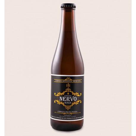 Cerveza artesanal nervo kolsch quiero chela