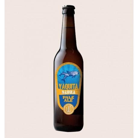 Cerveza artesanal vaquita marina pale ale wendlandt quiero chela
