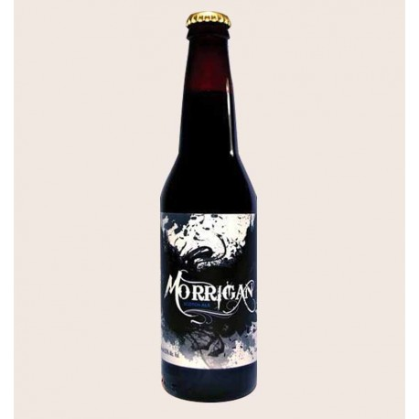 Cerveza artesanal morrigan Malteza Scotch Ale quiero chela