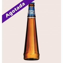 Cerveza importada de Estonia viru lager quiero chela