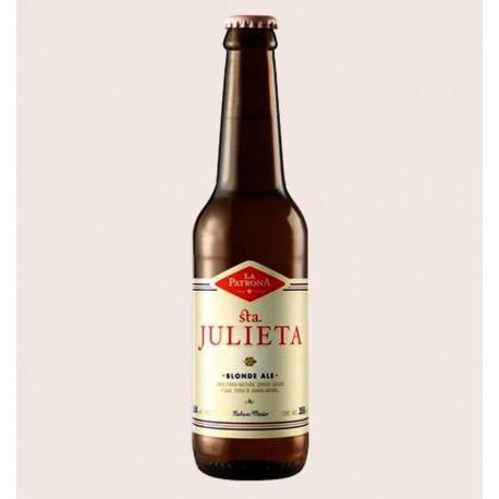Cerveza artesanal sta julieta la patrona blonde ale quiero chela