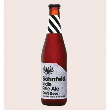Cerveza artesanal Söhnfeld India Pale Ale quiero chela