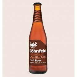 Söhnfeld Hazelnut and Vanilla Ale