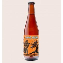 Cerveza artesanal sanctum 2018 calavera Weizenbock quiero chela
