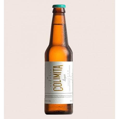 Cerveza artesanal colima colimita lager pilsner quiero chela