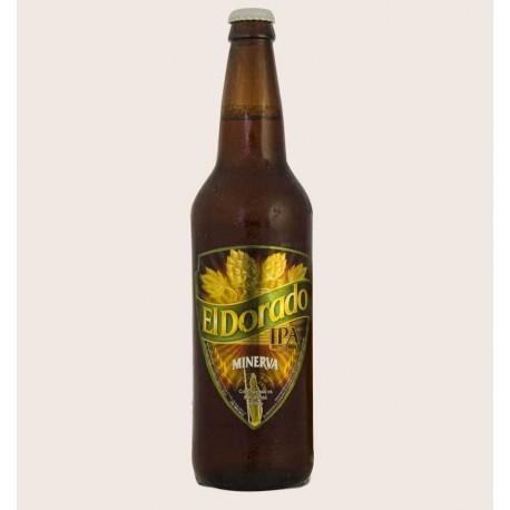 Cerveza artesanal minerva el dorado IPA quiero chela