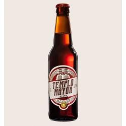 Cerveza artesanal reforma templo mayor ale roja quiero chela