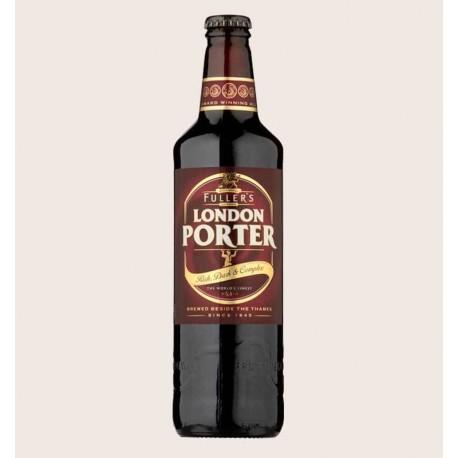 Cerveza importada fullers london porter quiero chela